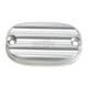 Machine Ops Nostalgia Rear Brake Master Cylinder Cover - 0208-2121-SMC