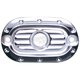 Chrome Dimpled Rear Master Cylinder Cover - C1160-C