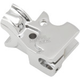 Chrome Clutch Bracket - 0615-0266