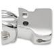 Chrome Clutch Lever Bracket - 0615-0269