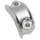 Chrome Clutch and Brake Half Clamp - 0615-0273