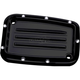 Black Dimpled Master Cylinder Cover - C1168-B