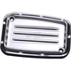 Chrome Dimpled Master Cylinder Cover - C1168CB