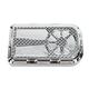 Artistic Chrome Brake Pedal Cover - LA-F420-00