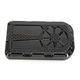 Decadent Black Powdercoat  Brake Pedal Cover - LA-F420-00B