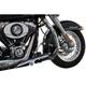 Chrome Slotted Brake Arm - FLB-400SC