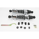 Chrome 412 Series American-Tuned Gas Shocks w/o Cover - 210/250 Spring Rate (lbs/in) - 412-4051C