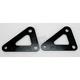 Black 2 in. Lowering Link - 05-00758-22