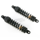 Black Heavy Duty 444 Series Shocks - 125/170 Spring Rate (lbs/in) - 444-4055B