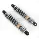 Chrome Standard 444 Series Shocks - 125/170 Spring Rate (lbs/in) - 444-4069C