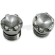 Raw Stainless Steel Fork Caps for 41mm Forks - FC-2011