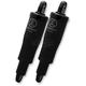 Black Aero Dyna Air Rear Suspension System - 1311-0104