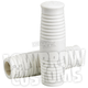 White Cole Foster Grips - 003431