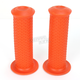 Orange 7/8 in. Fish Scale Grips - 002635