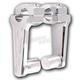 Chrome 3 3/4 in. Pivot Risers - 4R-P4CC02