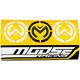 Yellow Flex Handlebar Pad - 0603-0638