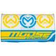 Blue/Yellow Flex Handlebar Pad - 0603-0639