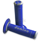 Blue/Gray Domino Xtreme Grips - A19041C5248