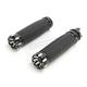 Black V-Line Grips - TM-6020BK