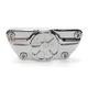 Artistic Chrome Fusion Top Clamp for 1 in. Handlebars - LA-F480-00