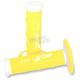 White/Fluorescent Yellow 791 Triple Density Grips - 791WHFLYL