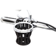 Drink Holder w/Black 7/8 - 1 in. Bar Mount - 50413
