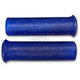 Blue Star Fire Flake Grips - 42-21113