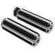 Black 10 Gauge Ness Tech Grips  - 07-124