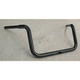 Black 1-1/4 in. Wide Ultra Classic-Style Handlebars - 652-48195