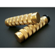 Brass Knurled Notched Grips - GR101-KN5