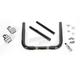 Black/Chrome 12 in. Conventional Klip Hanger Handlebar - 0601-2046