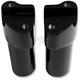 Black 4 in. Handlebar Risers - 0602-0589