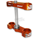 Orange 16mm Triple Tree Clamp - S5412OR