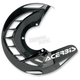 Carbon Fiber X-Brake Front Disc Cover - 2250250055