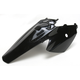 Black Rear Fender w/Attached Side Panels - 2253050001
