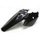 Black Rear Fender w/Attached Side Panels - 2253050001