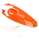 Orange KTM Enduro Rear Fender w/Light - KT04027-127