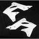 White Radiator Shrouds - KA04725-047
