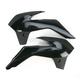 Black KTM Radiator Shrouds - KT04042-001