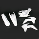 White Replacement Plastic Kit - 2314310002
