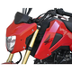 Red Mask Front Fairing - 41401-1400