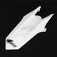 White Rear Enduro Fender w/o Light - HU03352-041