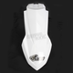 White Front Fender - YA04846-046