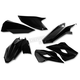 Standard Black Replacement Plastics Kit - 2393430001