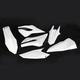 Standard White Replacement Plastics Kit - 2393434584