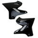Black Radiator Shrouds - 2402980001