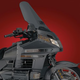 Chrome Front Position Light Grilles - 2436