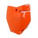 KTM Orange Front Number Plate - KT04063-127