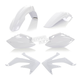 White Standard Replacement Plastic Kit - 2071100002