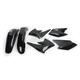 Black Standard Replacement Plastic Kit - 2041110001